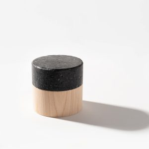 Pot FOGO Mini - Granit Noir Cambrian